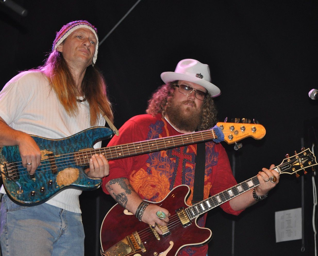 Royal Southern Brotherhood -Wespelaar Blues 22/08/2015
