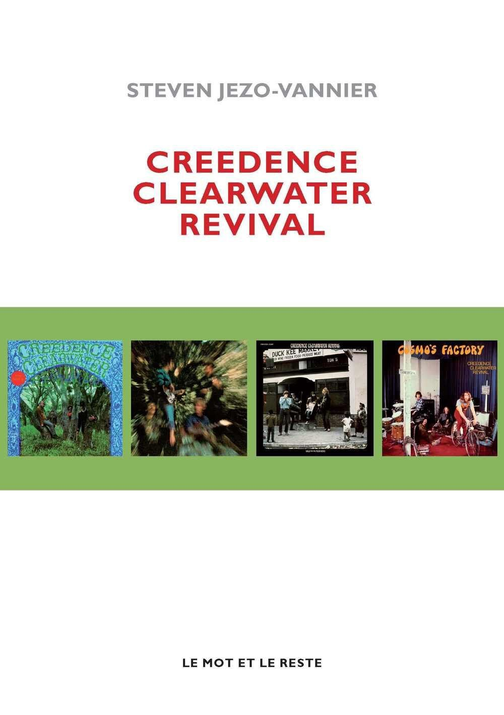 Steven Jezo-Vannier Creedence Clearwater Revival