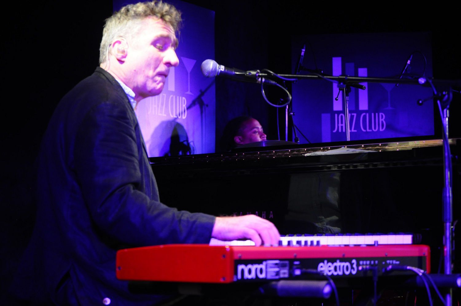 Jon Cleary- Méridien Jazz Club 08/10/2015