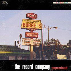 The Record Company- Trabendo 20 Octobre 2015