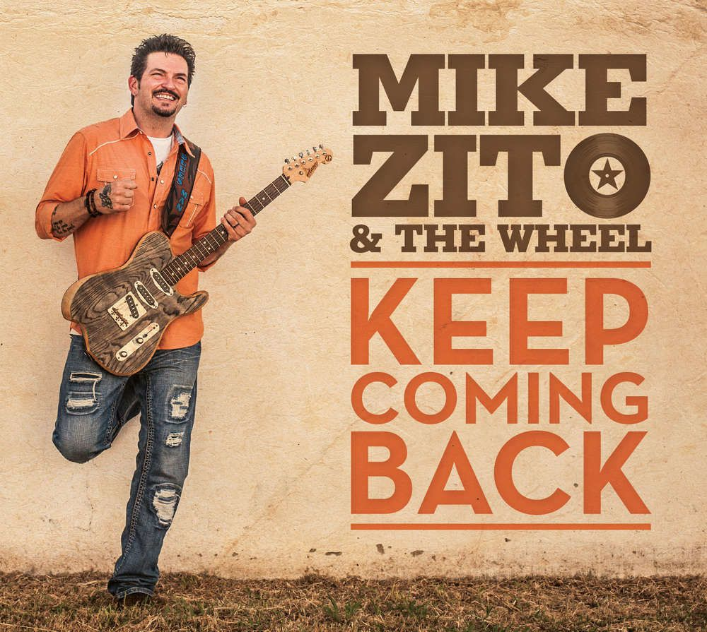 Mike ZITO -Keep Coming Back