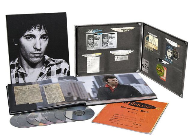 Bruce Springsteen- The River Collection