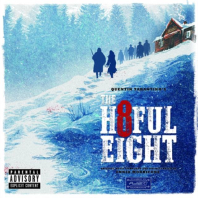 The Hateful Eight BO du film-Ennio Morricone