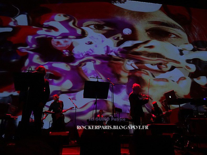 JohnCALE play VELVET Philharmonie 03/04/2016