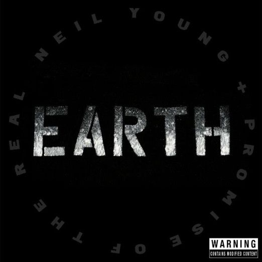 Neil YOUNG-Earth