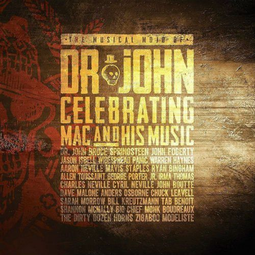 DR JOHN CELEBRATING MAC AND HIS MUSIC