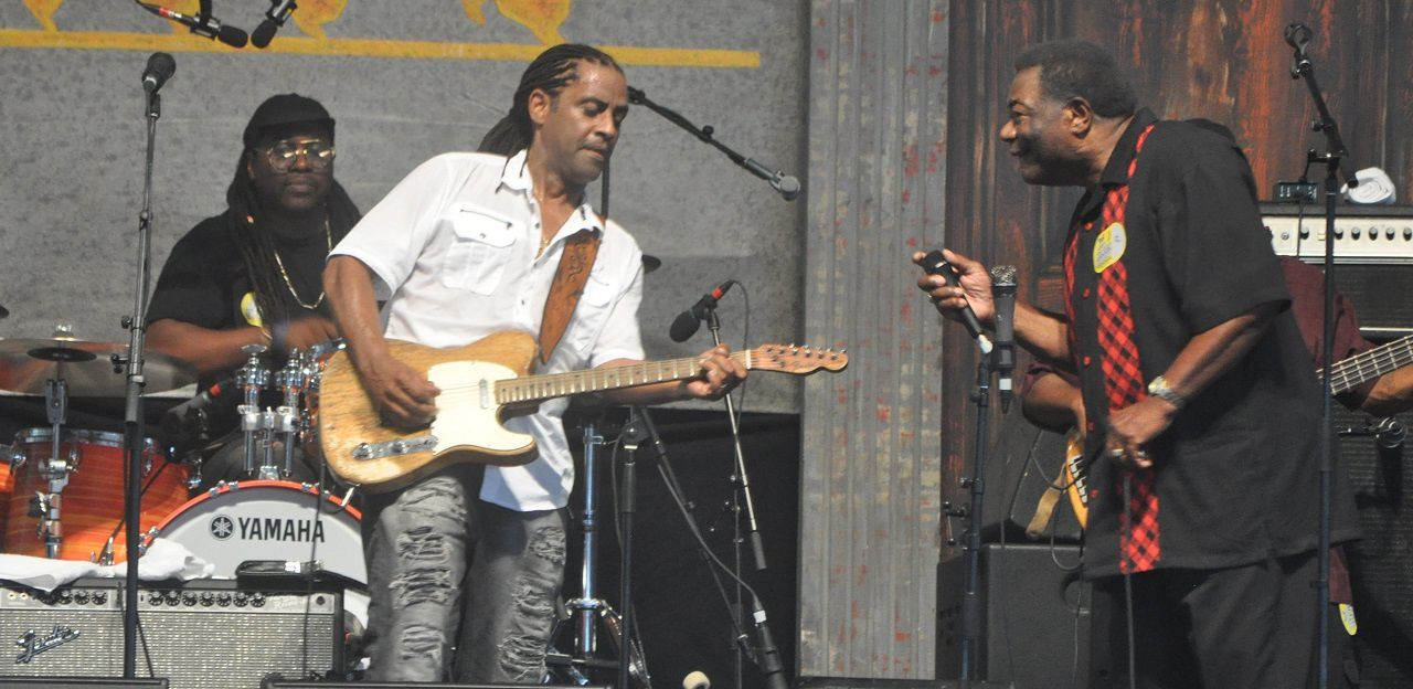 MARC BROUSSARD, KENNY NEAL