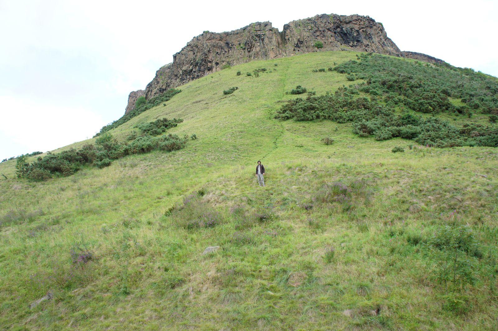 Ecosse - séjour 2: Isle of Arran, Dunoon, Edimbourg