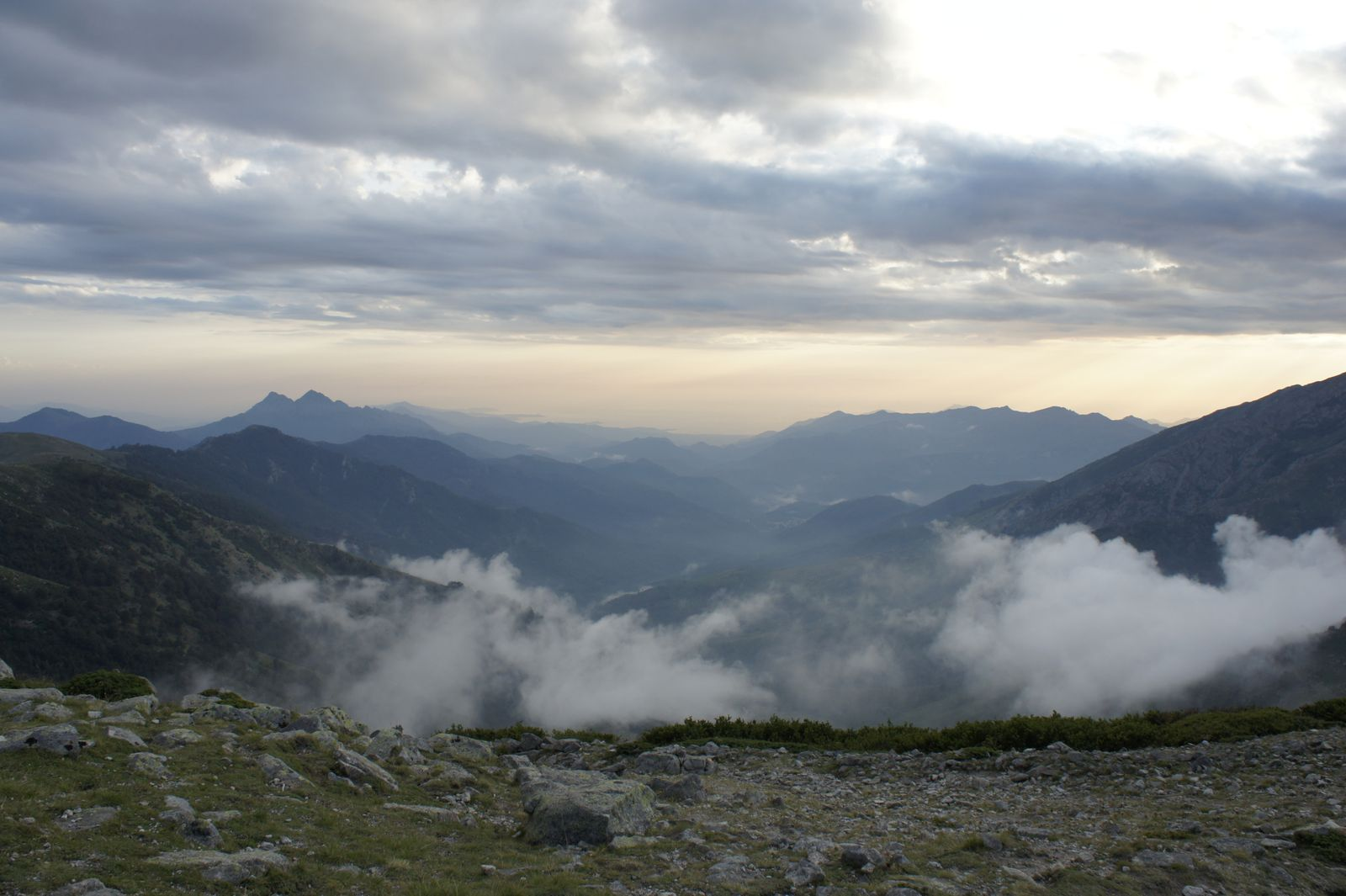 Randonnée des Pozzi (Corse)
