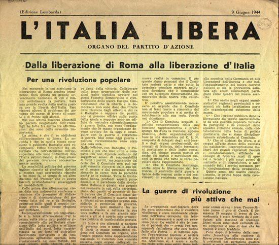 ITALIA LIBERA