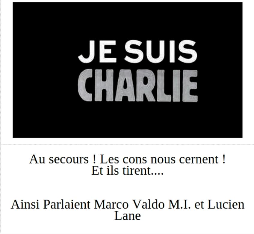 Le Rire de Charlie