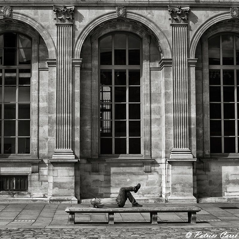 Street Photography - PARIS - 1