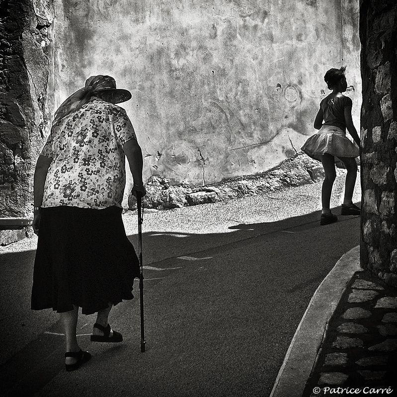 &quot&#x3B;Si jeunesse savait, si vieillesse pouvait&quot&#x3B; - Provence - France