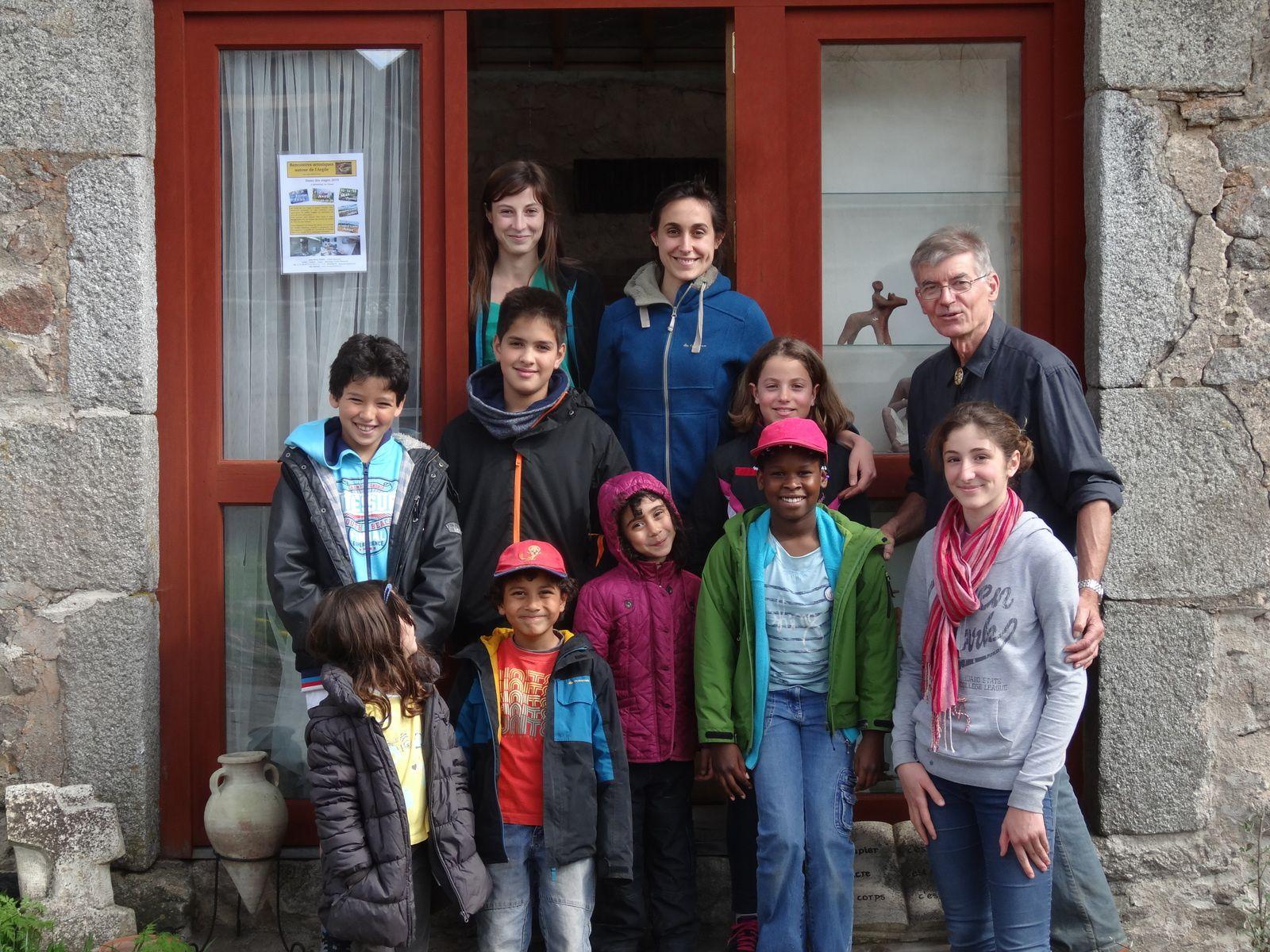 Séjour enfants &quot&#x3B;Vivre à la ferme&quot&#x3B; du dimanche 19 au samedi 24 avril 2015