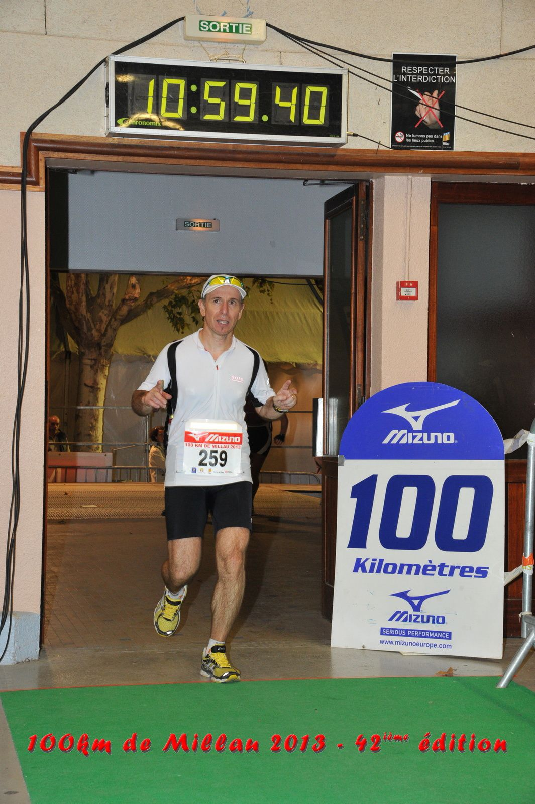100 Km de Millau, La vidéo de mon premier 100 Bornes et bien plus...