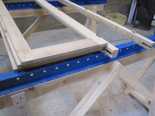 Fabrications diverses sur mesure menuiserie le bois des for Fabricant de fenetre