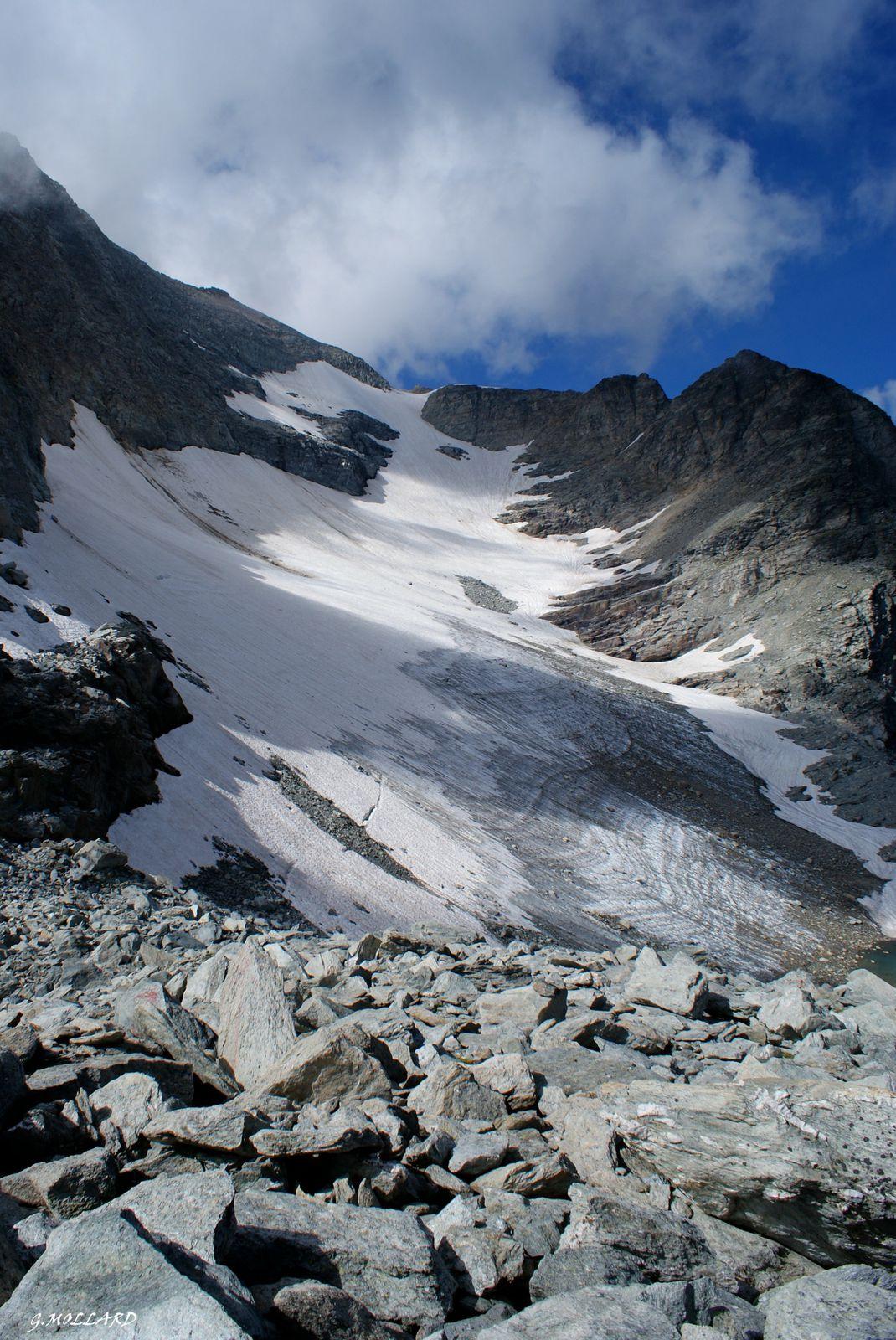 du coté du glacier d'Ambin.
