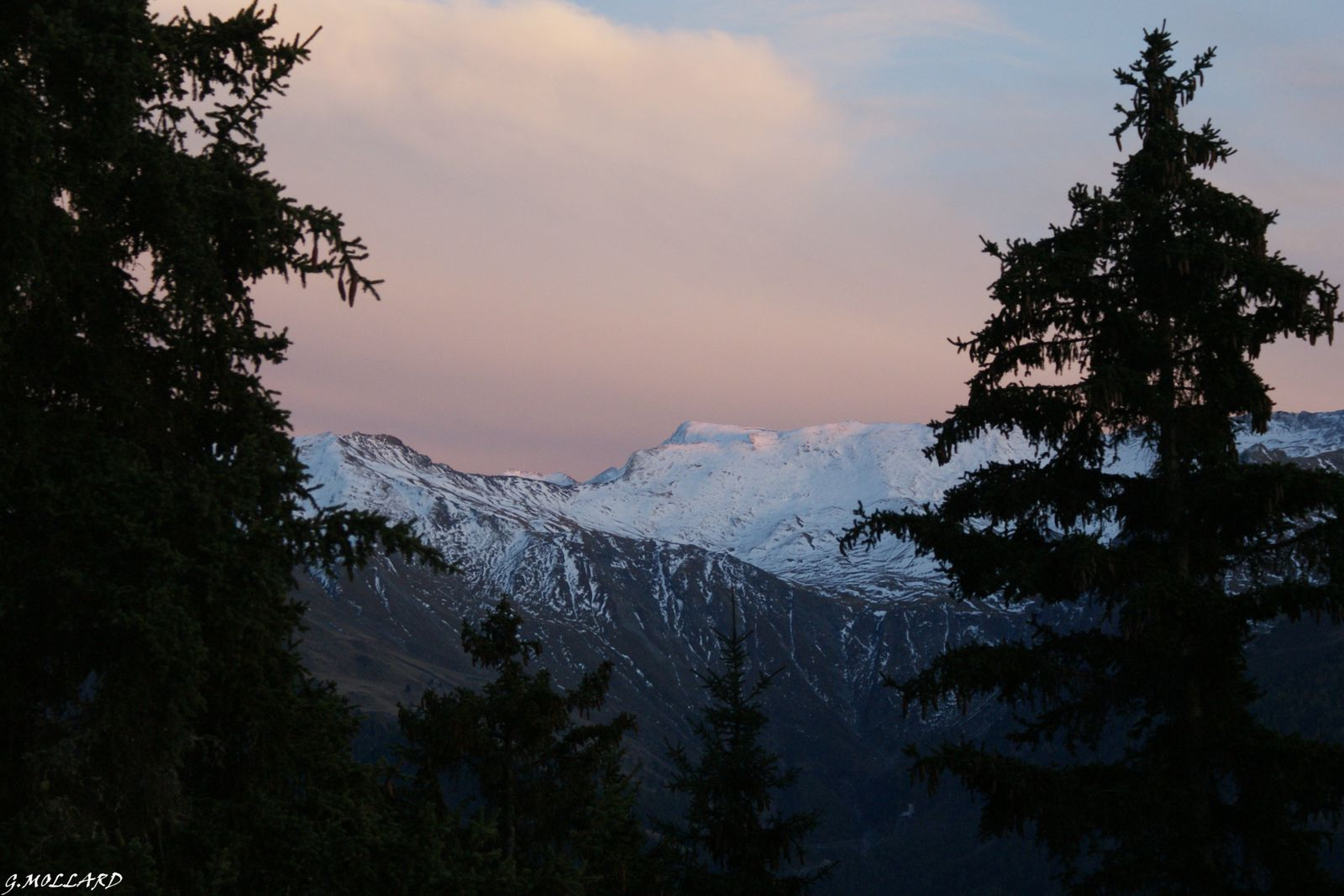 Modane,Val-Fréjus,col Vallée étroite,col de la Roue,Italie