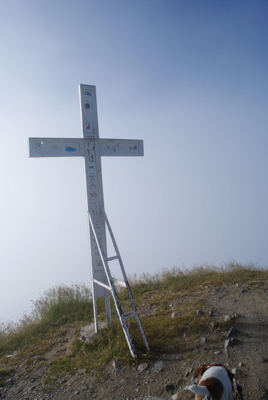 croix de l'Ouillon 2431m