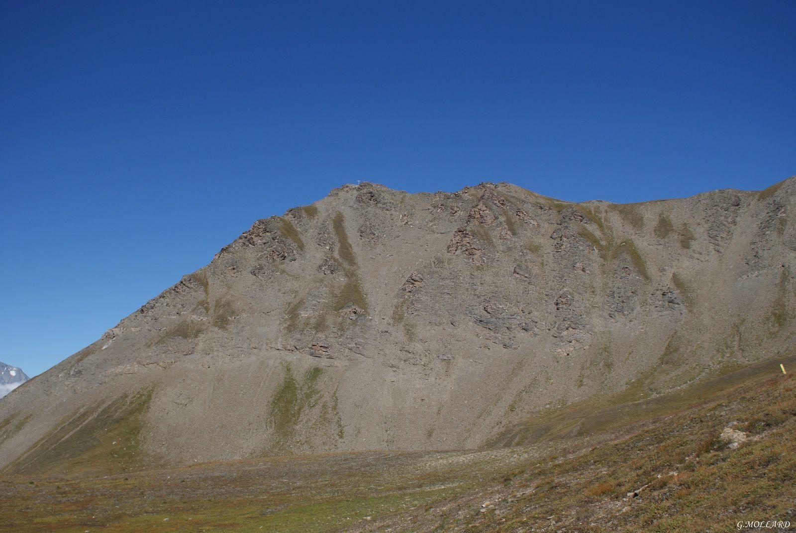 sous le Mont Froid 1/2 heure après.