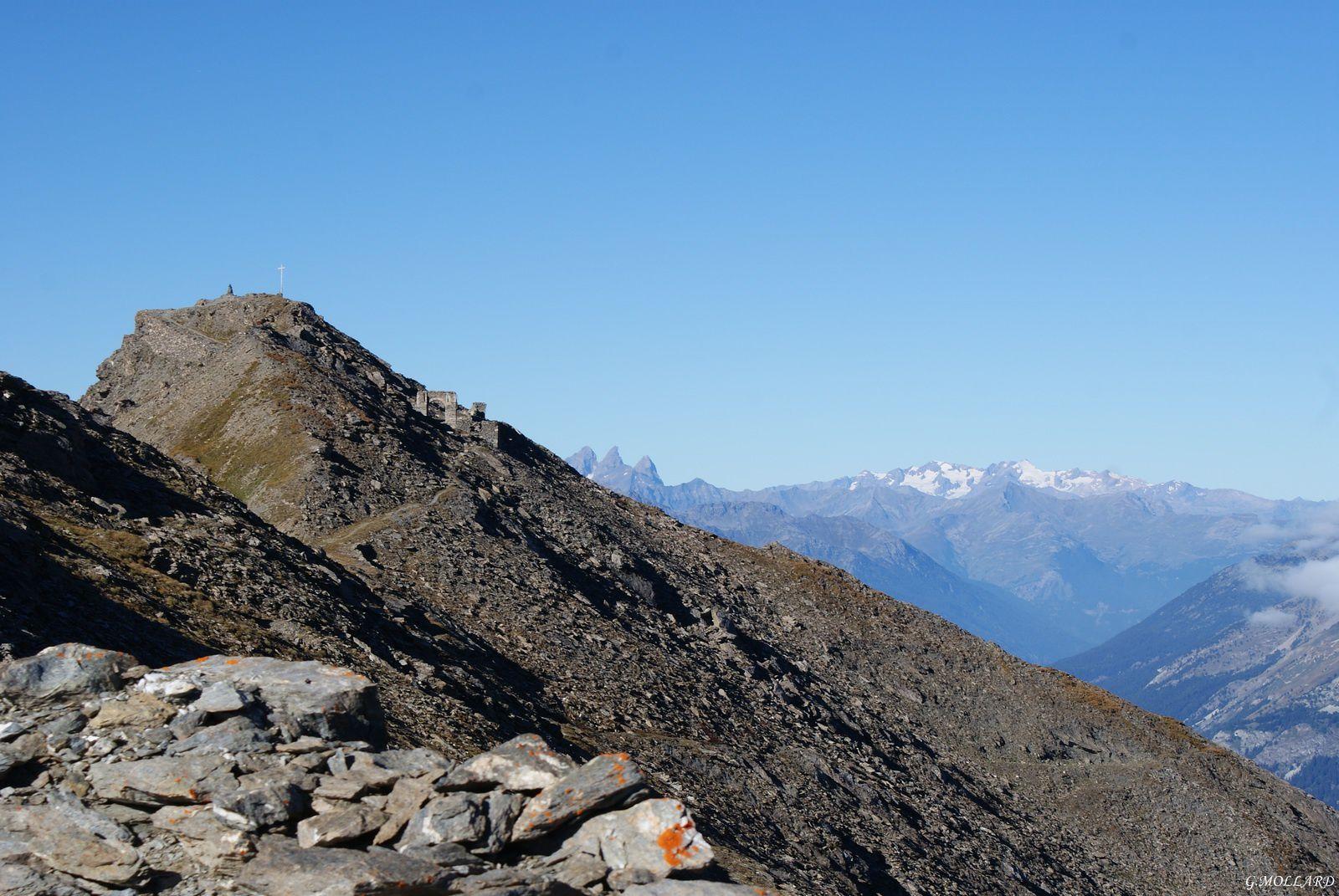 le mont Froid.