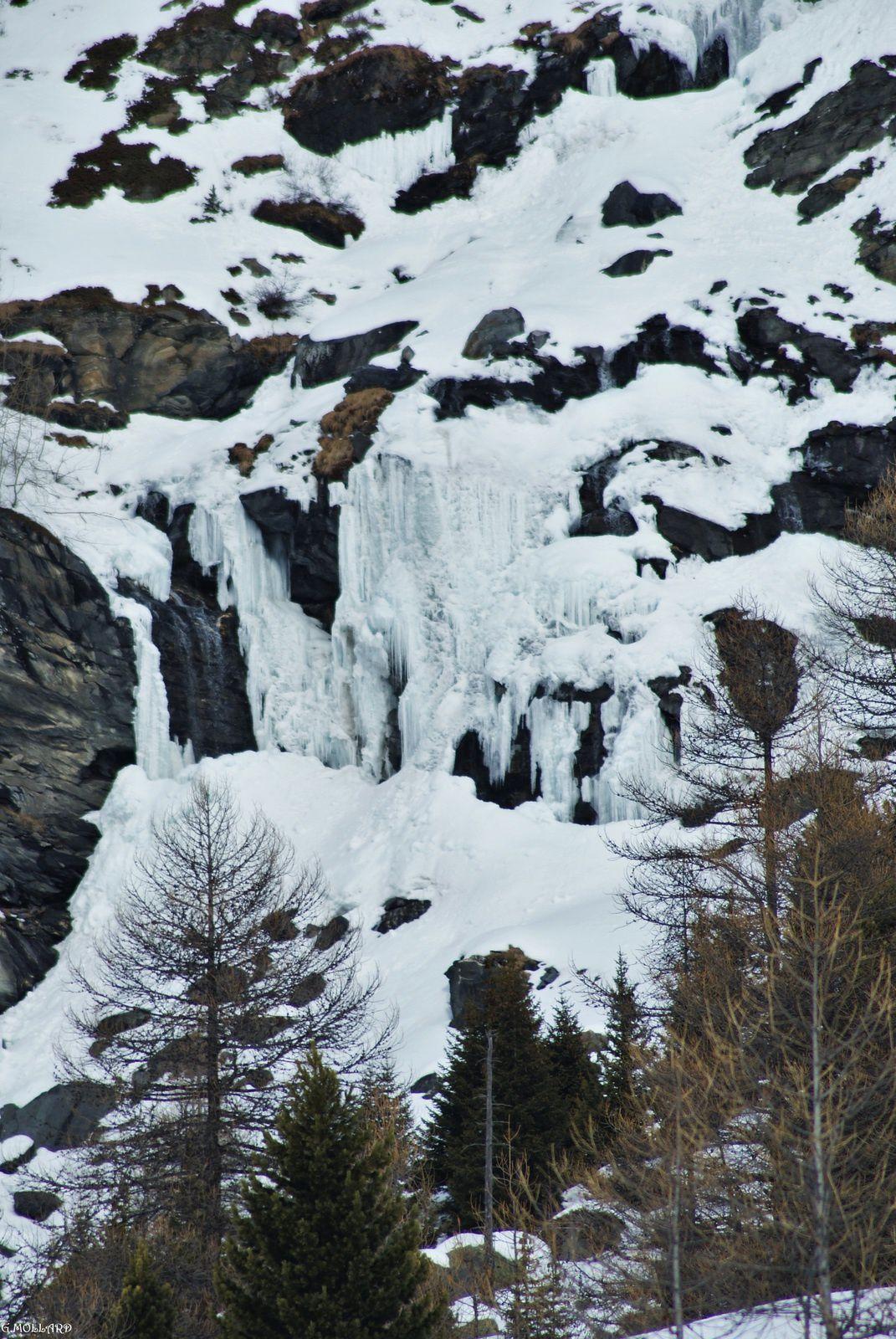 cascade du ruisseau blanc