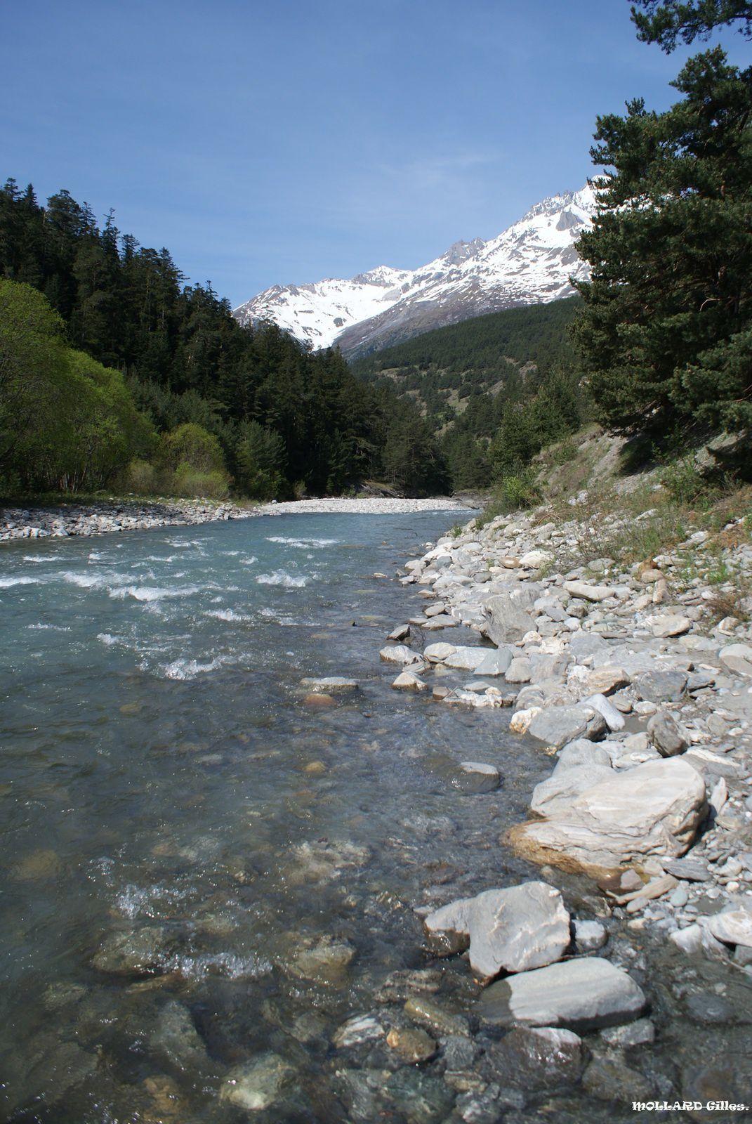 Ballades autour du Mont Cenis,Haute Maurienne,Lanslebourg.