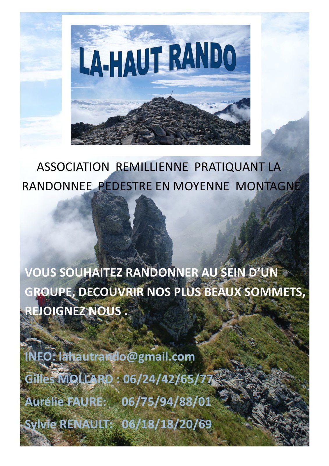 LA-HAUT RANDO