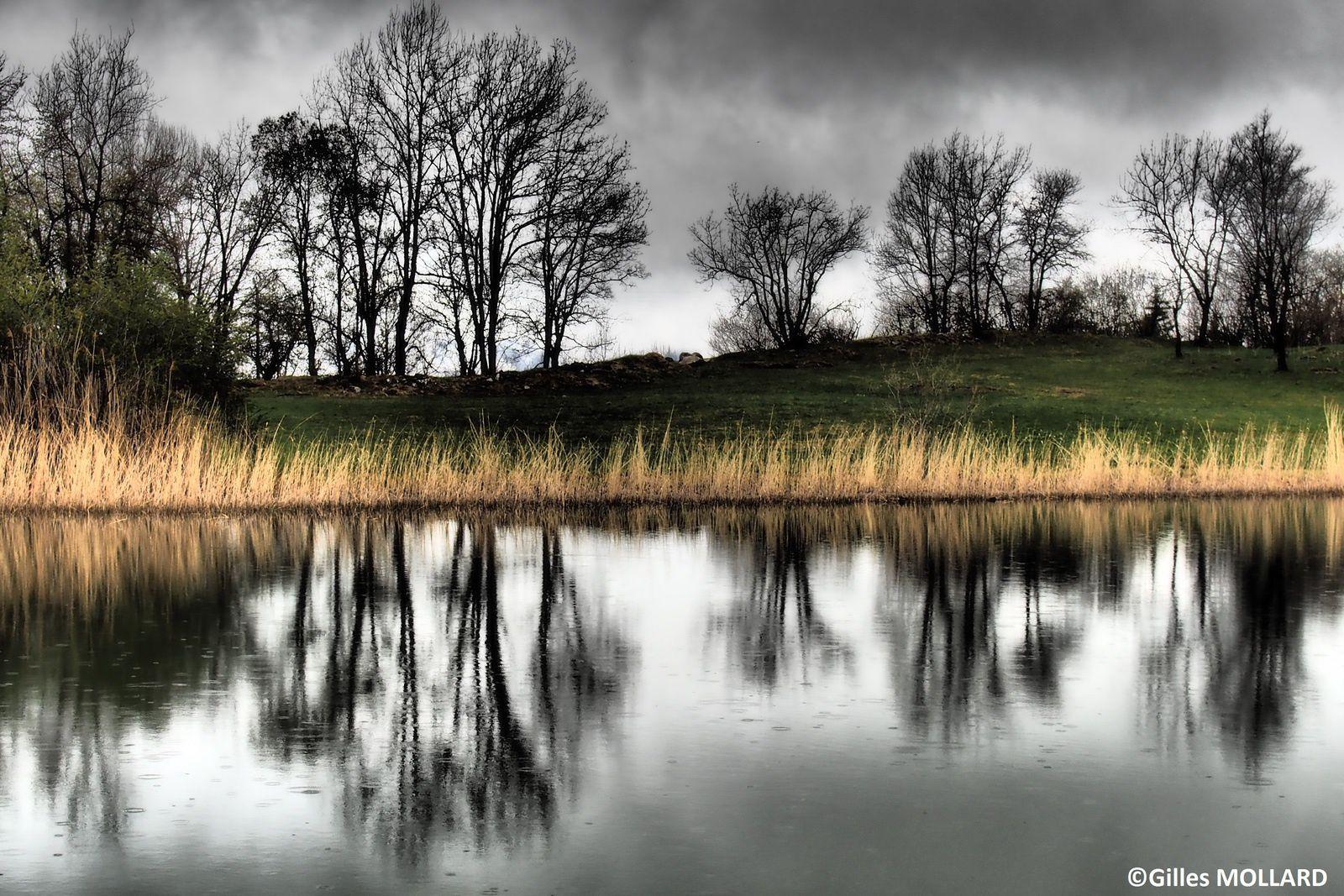 Le lac du loup, Montaimont