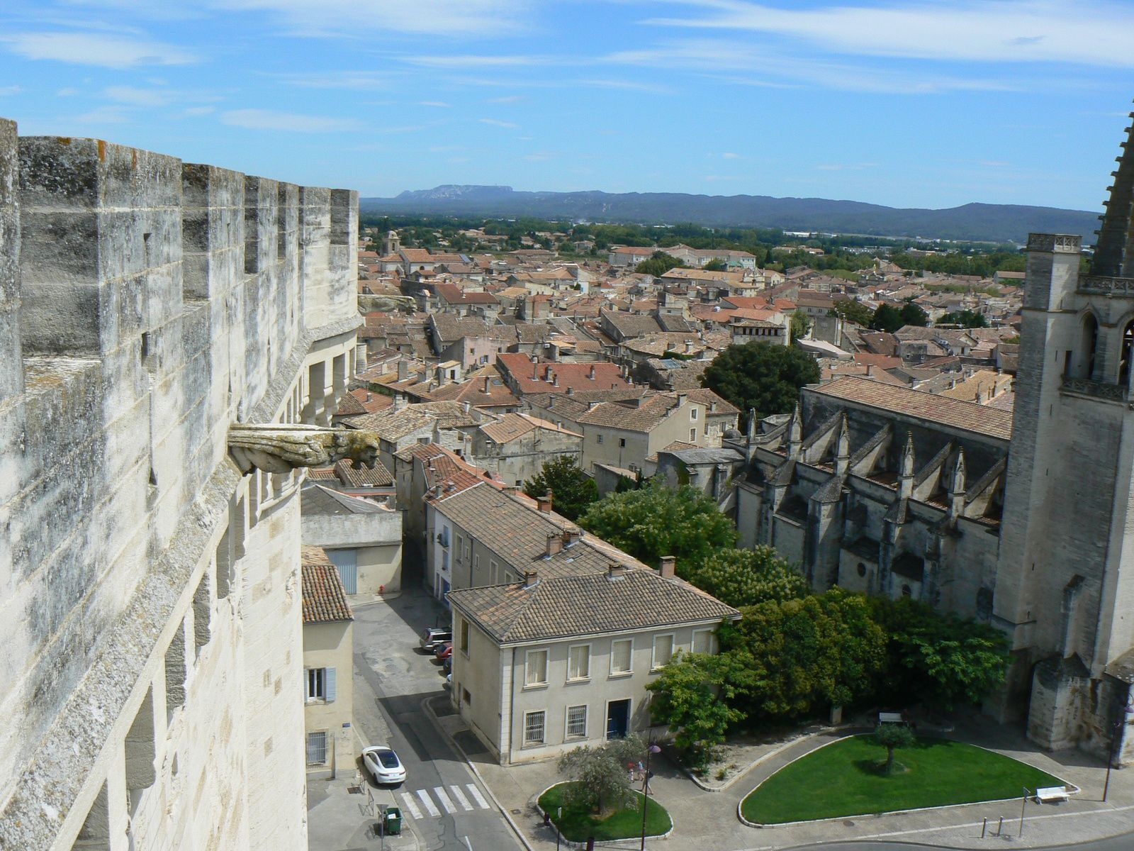 Chateau de Carpentras.