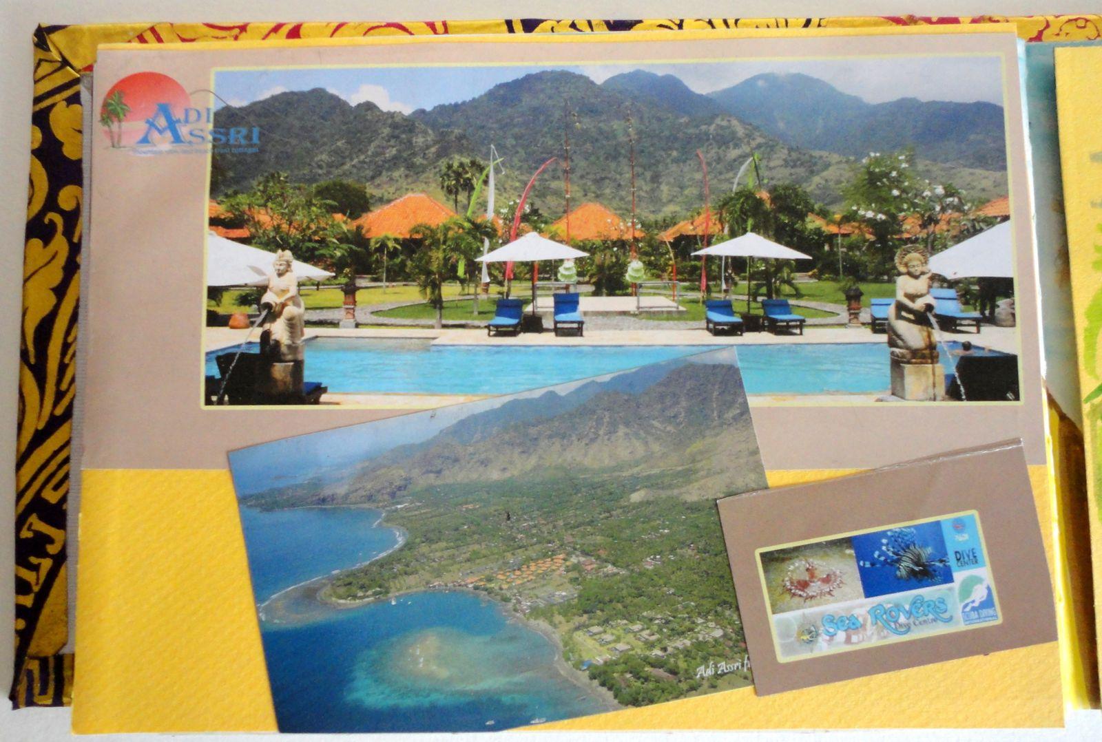 Bali Carnet de voyage Août 2011