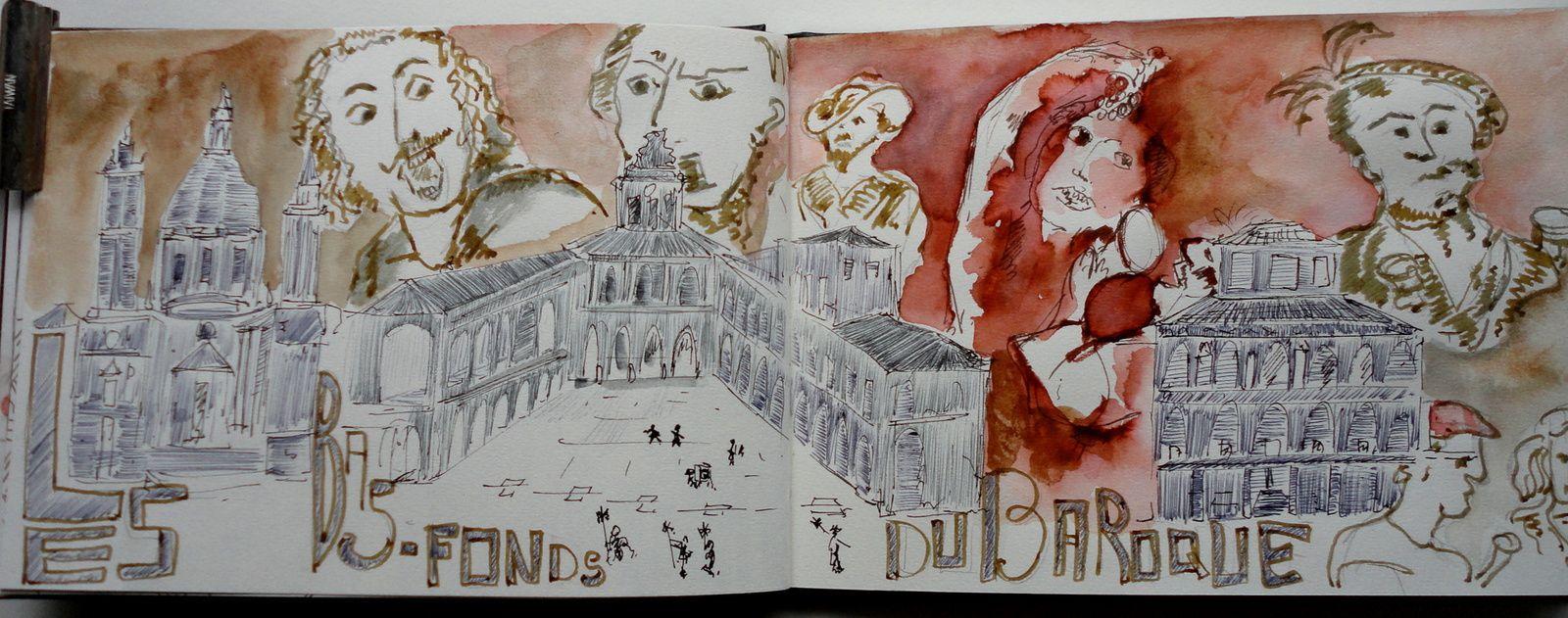 Les bas-fonds du baroque