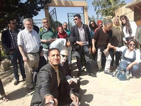 FESTIVAL INTERNATIONAL DE POESIE DE JEDELIENE en TUNISIE - 27 AVRIL AU 2 MAI 2017