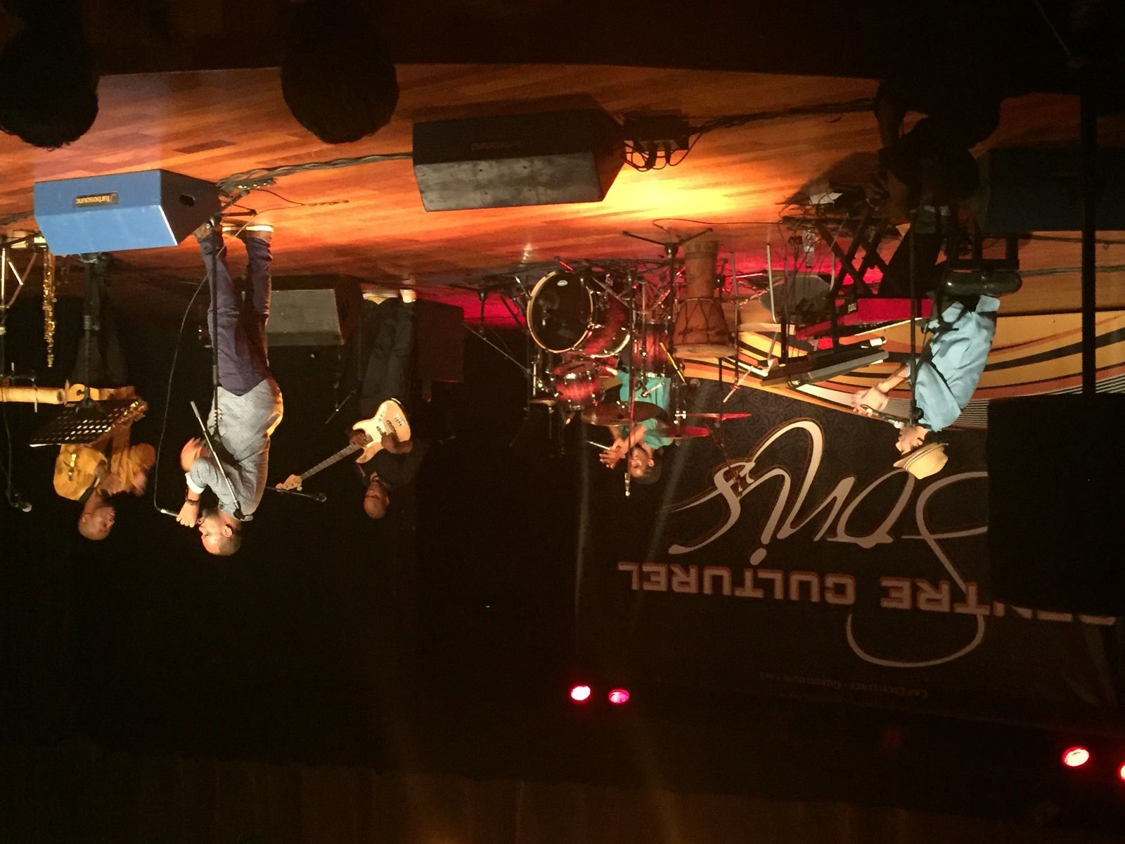 Urban Twoubadoo en concert à SONIS le vendredi 22 avril 2016