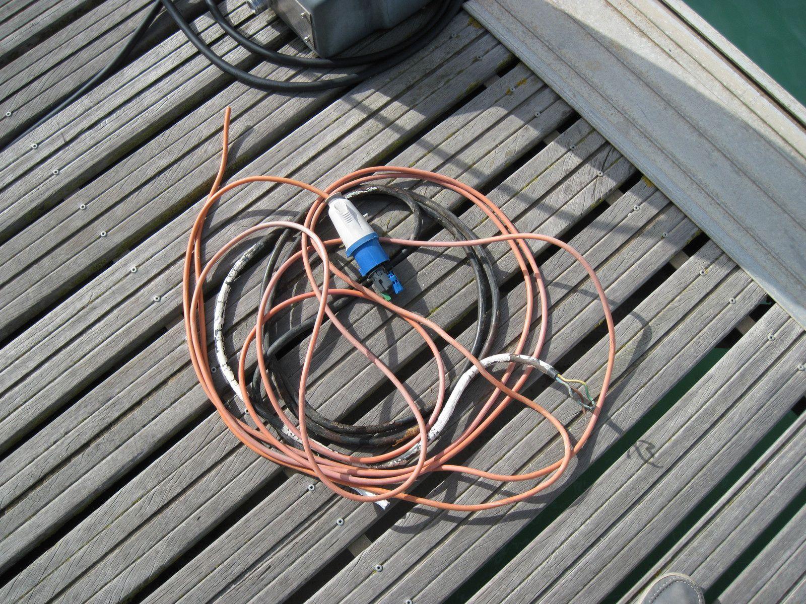 les vieux câbles