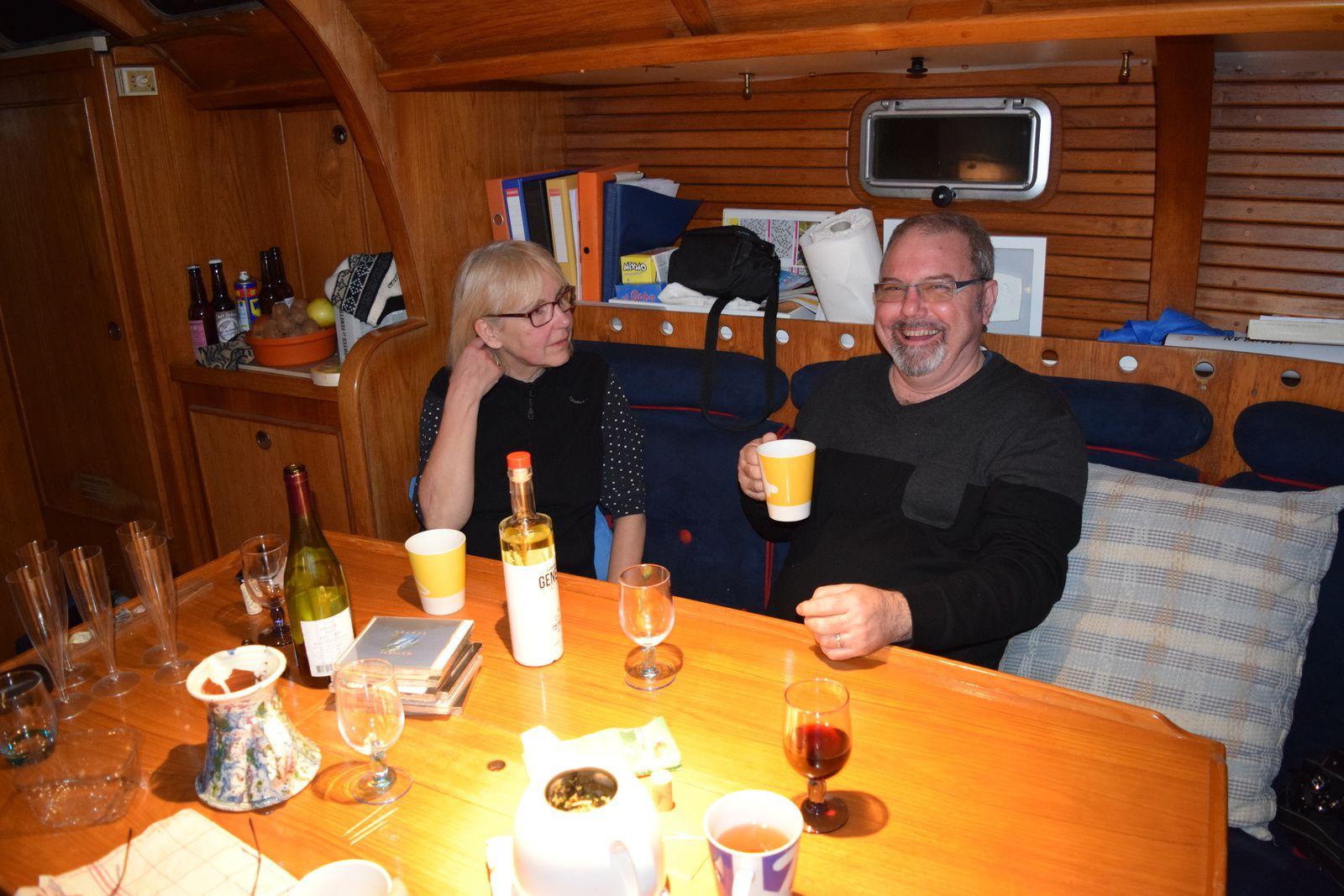 Anne-Yvonne et Jean-Claude
