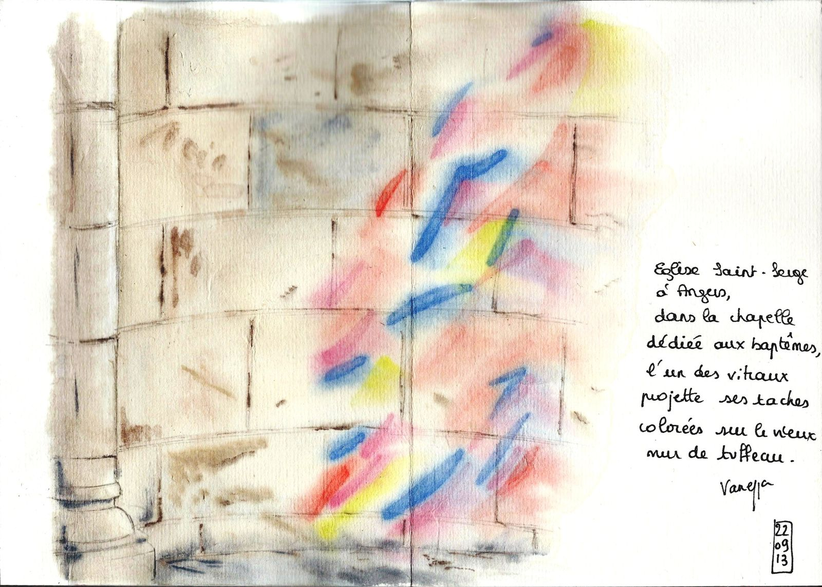 Chasse aux croquis