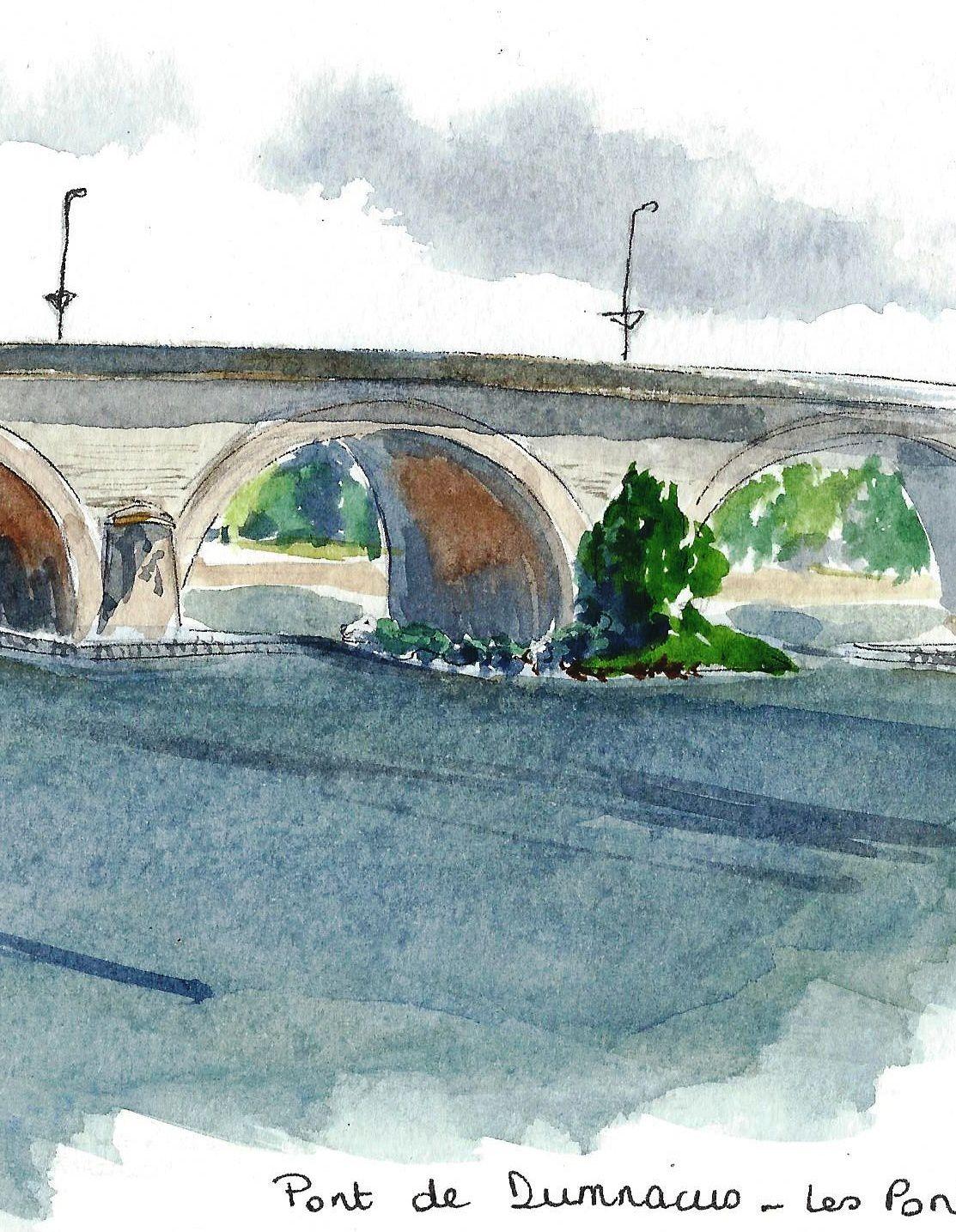 Aux Ponts-de-Cé
