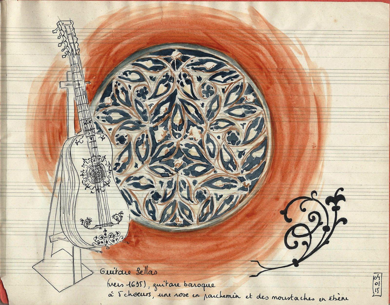 Le carnet de musique
