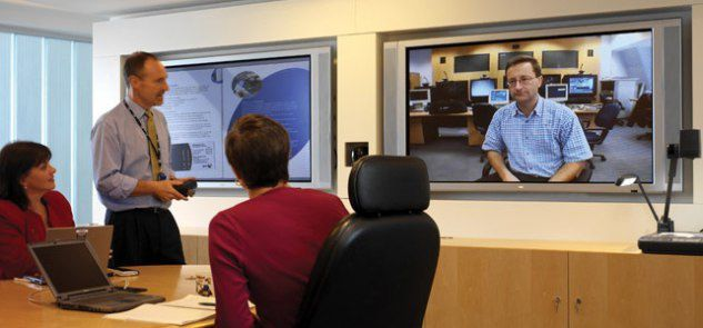 software used for video conferencing