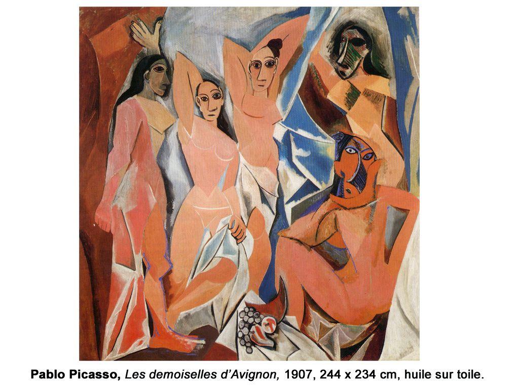 Picasso et le cubisme