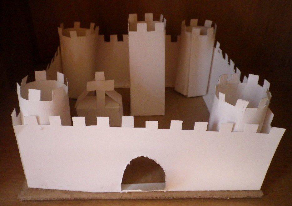 Architecture du moyen-âge - 5°