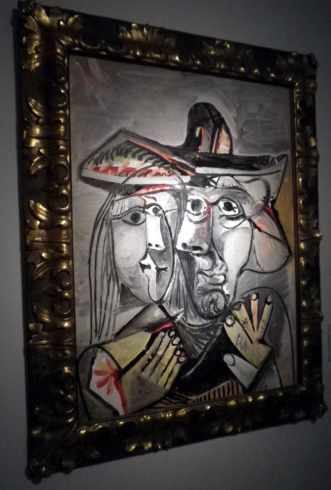 Oeuvres de Jean Prouvé, Yayoi Kuosama, peintures impressionnistes, Emile Friant, Juan Gris, Pablo Picasso, Modigliani, César, Erik Dietman...