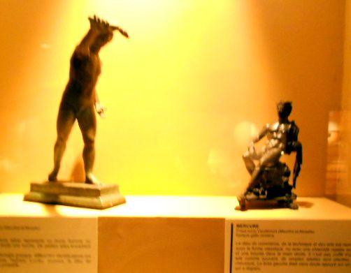 Sortie au musée des 3°4 - 2014