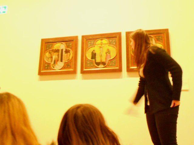 Sortie au musée 5°1 - 2015