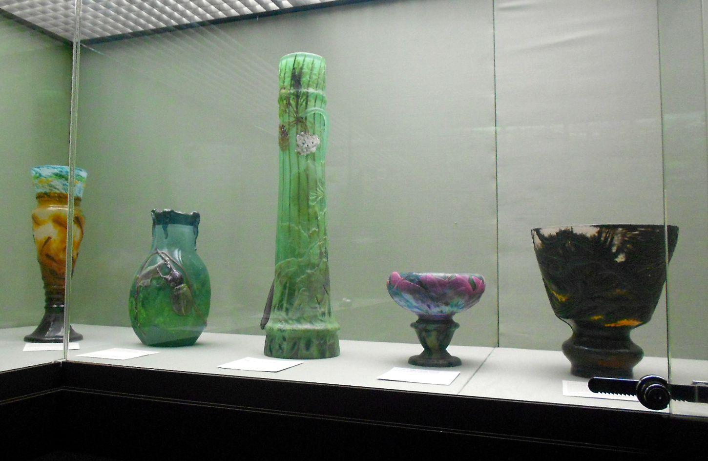Sortie au musée des 6°4 - 2015