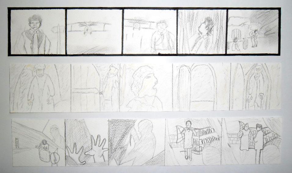 Storyboard 3° - 2015