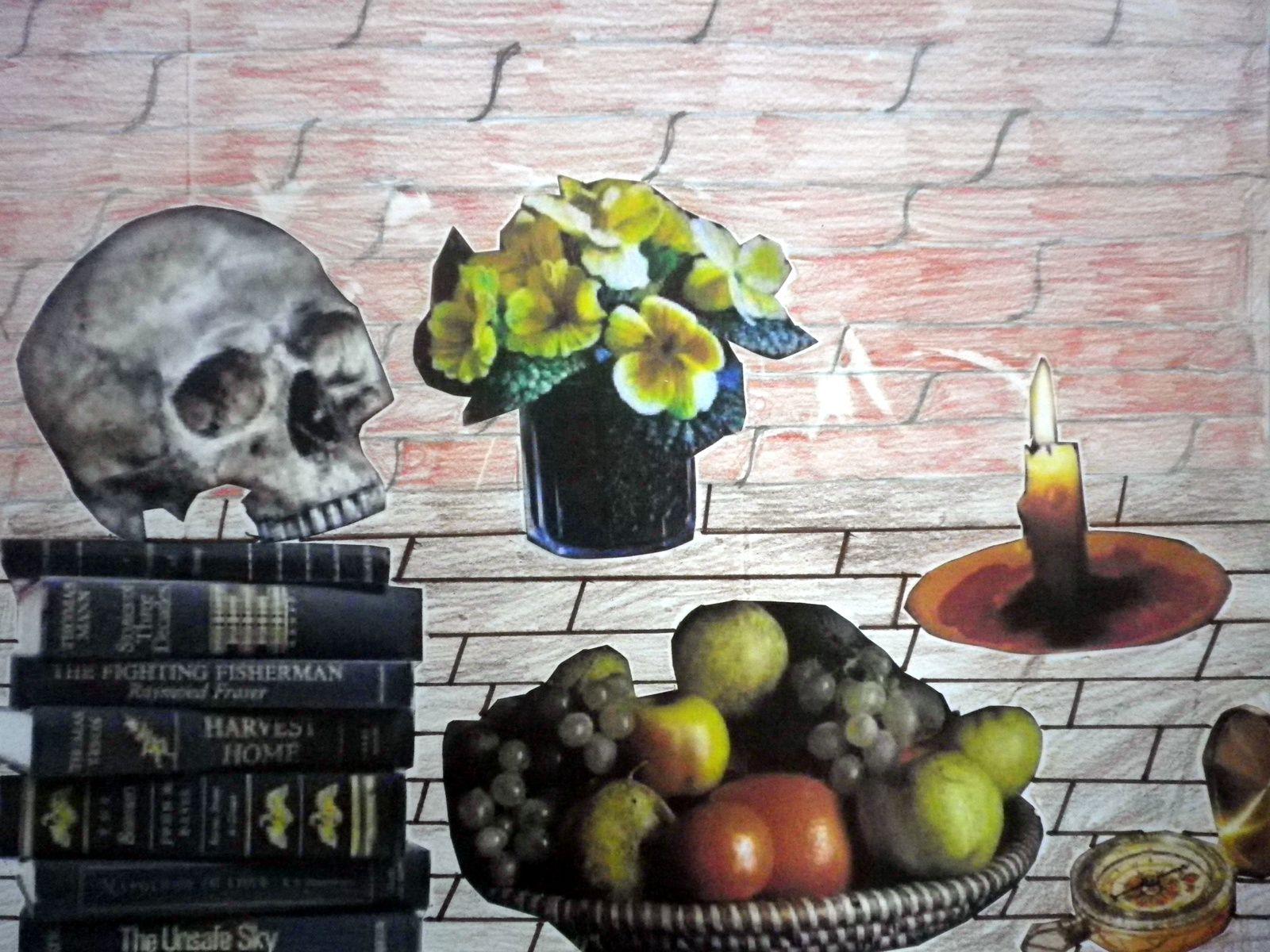 Nature morte contemporaine - 4° 2016