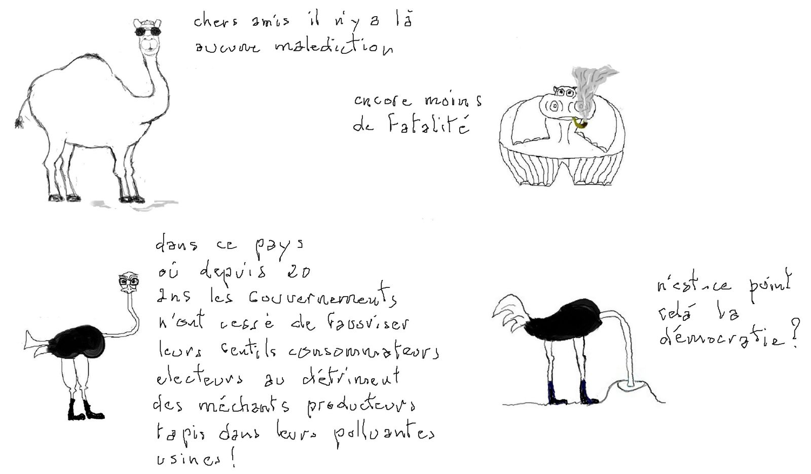 Chômage de masse et crise du logement, deux spécialités Françaises