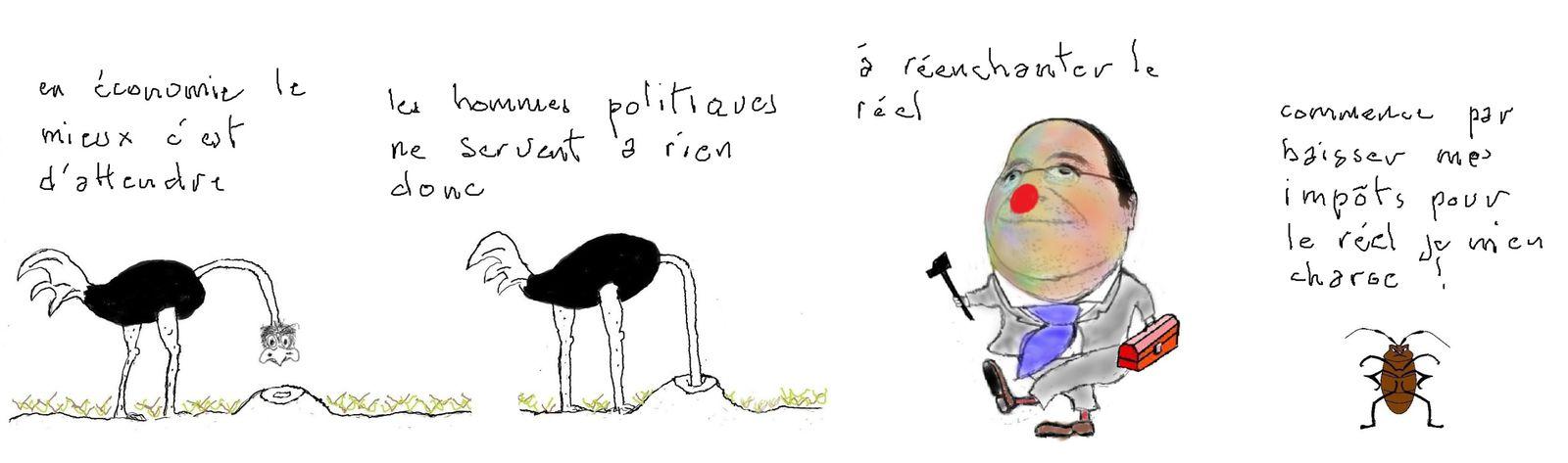 Le docteur Hollande a toujours raison !